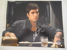 Al Pacino Signed 11x14 Photo Full Auto Godfather Scarface Psa/dna Itp 4a70371