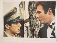 Al Pacino Signed 11x14 Photo Full Auto Godfather Scarface Psa/dna Itp 4a704516