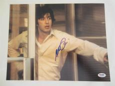 Al Pacino Signed 11x14 Photo Full Auto Godfather Scarface Psa/dna Itp 4a70500