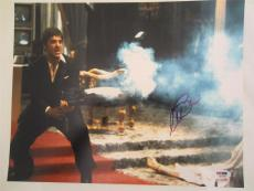 Al Pacino Signed 11x14 Photo Full Autograph Scarface Psa/dna Itp 4a70565