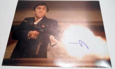 Al Pacino Signed 11x14 Photo w/COA Scarface The Godfather #2