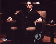 Al Pacino Signed 11x14 The Godfather Photo Psa/dna Itp 7a45374