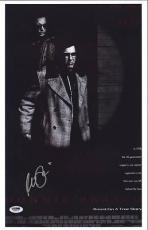 Al Pacino Signed 11x17 Mini Poster Full Auto Donnie Brasco  Psa/dna Itp