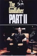 Al Pacino Signed 11x17 Mini Poster Full Auto Godfather Ii 2 Psa/dna Itp X7