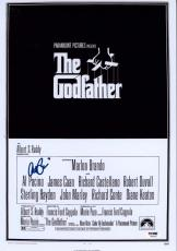 Al Pacino Signed 12x18 The Godfather Mini Poster Photo Psa/dna Itp 7a45231