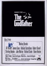 Al Pacino Signed 12x18 The Godfather  Mini Poster Photo Psa/dna  Itp 7a45316