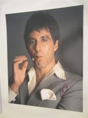 Al Pacino Signed 16x20 Photo Full Auto Godfather Scarface Psa/dna Itp 4a68019