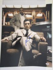 Al Pacino Signed 16x20 Photo Full Auto Godfather Scarface Psa/dna Itp 4a68089