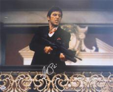 Al Pacino Signed 16x20 Photo Full Godfather Scarface Psa/dna Itp 5a 8