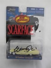 Al Pacino Signed 1963 Cadillac Jada Toys Scarface Psa/dna Itp 6a38121