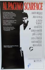 Al Pacino Signed 27x40 Donnie Brasco  Full Size Poster 3