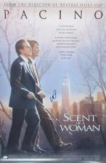 Al Pacino Signed 27x40 Scent Of A Woman Full Size Poster 1