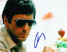 Al Pacino Signed 8x10 Photo Authentic Autograph Proof Pic Brasco Scarface Coa B