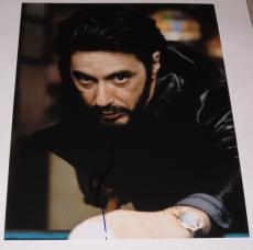 Al Pacino Signed 8x10 Photo Autograph Scarface In-person Godfather Coa E