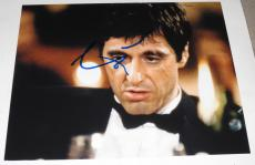 Al Pacino Signed 8x10 Photo Autograph Scarface In-person Godfather Coa O