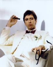 Al Pacino Signed 8x10 Photo w/COA Scarface