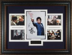 AND JUSTICE FOR ALL Al Pacino Signed Poster Framed Display