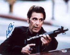 Al Pacino Signed Authentic 11x14 Photo Heat Psa/dna Itp 5a00185