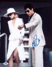 Al Pacino Signed Authentic 11x14 Photo Scarface Psa/dna Itp 5a00493