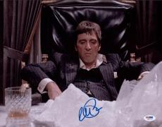Al Pacino Signed Authentic 11x14 Photo Scarface Psa/dna Itp 5a00506