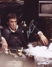 Al Pacino Signed Authentic 11x14 Photo Scarface Psa/dna Itp 5a00550