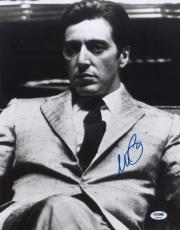 Al Pacino Signed Authentic 11x14 Photo The Godfather Psa/dna Itp 4a69035