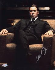 Al Pacino Signed Authentic 11x14 Photo The Godfather Psa/dna Itp 4a70058