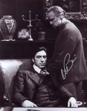 Al Pacino Signed Authentic 11x14 Photo The Godfather Psa/dna Itp 5a00276