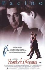 Al Pacino Signed Authentic 11x17 Mini Poster Scent Of A Woman Psa/dna 5a00760