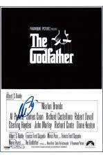Al Pacino Signed Authentic 11x17 Mini Poster The Godfather Psa/dna Itp 5a79157