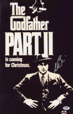 Al Pacino Signed Authentic 11x17 Mini Poster The Godfather Psa/dna Itp 6a38205