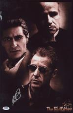 Al Pacino Signed Authentic 11x17 Mini Poster The Godfather Psa/dna Itp 6a38256
