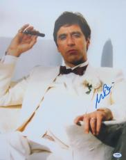 Al Pacino Signed Authentic 16x20 Photo Scarface Psa/dna Itp 4a68000