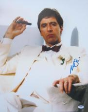 Al Pacino Signed Authentic 16x20 Photo Scarface Psa/dna Itp 4a68004