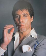Al Pacino Signed Authentic 16x20 Photo Scarface Psa/dna Itp 4a68019