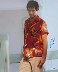 Al Pacino Signed Authentic 16x20 Photo Scarface Psa/dna Itp 4a68141