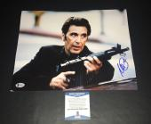 Al Pacino Signed Auto Heat 11x14 Photo Bas Beckett Coa 17