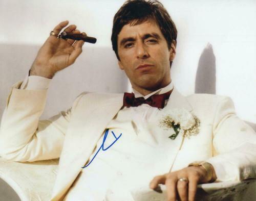Al Pacino Signed Autograph 11x14 Photo - Scarface, The Godfather, Heat, Legend