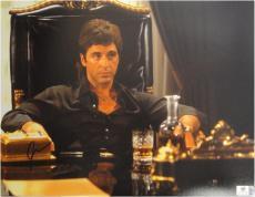Al Pacino Signed Autographed 11X14 Photo Scarface Behind Desk JSA U16710