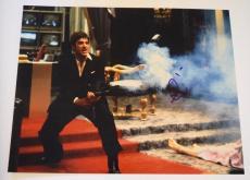 Al Pacino Signed Autographed 11x14 Photo The Godfather Scarface COA VD