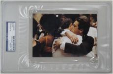 Al Pacino Signed Autographed 4X6 Photo Scarface Encapsulated Classic PSA 497711