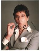 Al Pacino Signed Autographed 8x10 Photo Scarface The Godfather COA VD