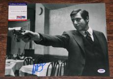 Al Pacino Signed Autographed Auto 11x14 Photo Psa/dna Itp #4a69122 The Godfather