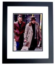 Al Pacino Signed - Autographed Donnie Brasco - Lefty 8x10 inch Photo BLACK CUSTOM FRAME - Guaranteed to pass PSA or JSA