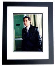 Al Pacino Signed - Autographed Insomnia 11x14 Photo BLACK CUSTOM FRAME