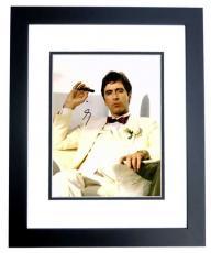 Al Pacino Signed - Autographed SCARFACE 11x14 inch Photo BLACK CUSTOM FRAME - Guaranteed to pass PSA or JSA - Tony Montana