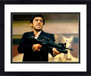 Al Pacino Signed - Autographed SCARFACE 11x14 inch Photo - Guaranteed to pass BAS - Tony Montana