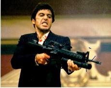 Al Pacino Signed - Autographed SCARFACE 11x14 inch Photo - Guaranteed to pass PSA or JSA - Tony Montana