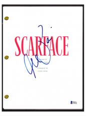 Al Pacino Signed Autographed SCARFACE Full Movie Script Beckett BAS COA