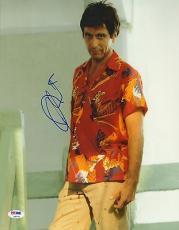 "AL PACINO Signed Autographed SCARFACE ""Tony Montana"" 11x14 Photo PSA/DNA #Z96770"